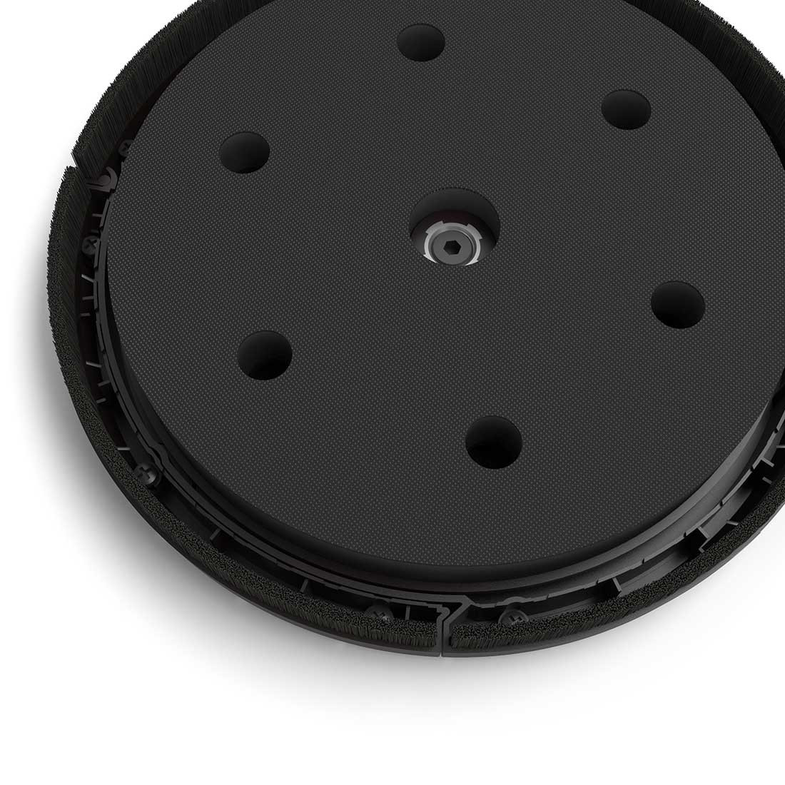 MENZER LHS 225 VARIO  perforated sanding disc