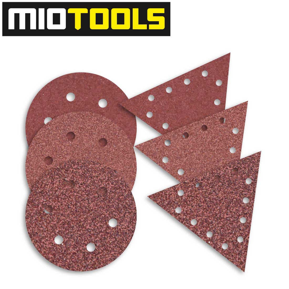 MioTools abrasives set