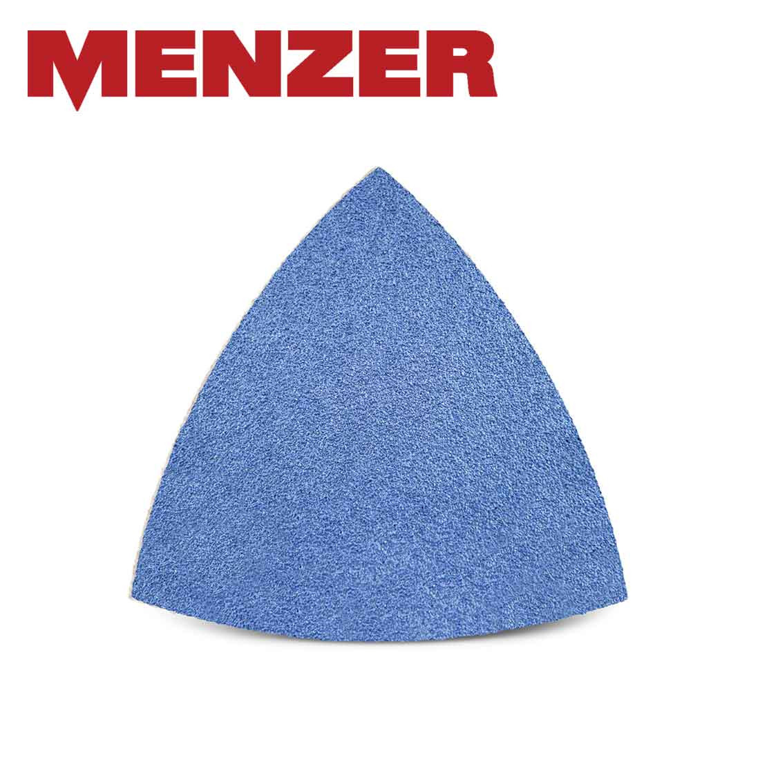 MENZER hook & loop sanding sheets, G24–120
