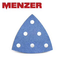 MENZER hook & loop sanding sheets for Festool , G24–120
