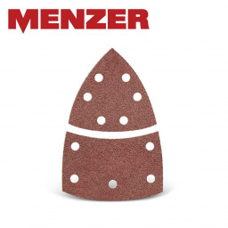 MENZER hook & loop sanding sheets, G40–240