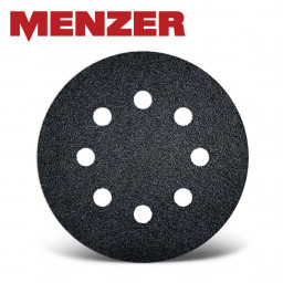 25 MENZER Hook /& Loop Sanding Discs for Drywall Sanders Ø 225 mm G40–400 6hole
