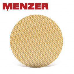 MENZER ultranet for random orbital sanders / Ø 150 mm / Fused Aluminium Oxide