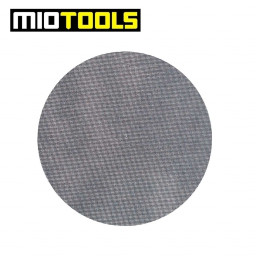 MioTools hook & loop sanding meshes for drywall sanders / Ø 225 mm / Silicon Carbide