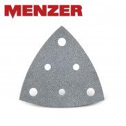 MENZER hook & loop sanding sheets, G40–400