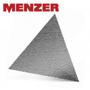 MENZER hook & loop sanding meshes, G60–180