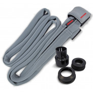 protective cover for suction hose incl. universal hose adapter