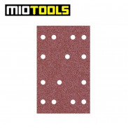 MioTools hook & loop sanding sheets, G40–240
