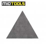 MioTools hook & loop sanding meshes, G60–180