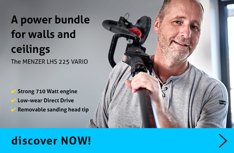 A power bundle for walls and ceiling